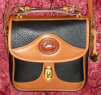 SOLD!!! Dooney & Bourke Carrier Crossbody/Shoulder Bag-Dooney & Bourke, Carrier ,Crossbody,Shoulder Bag, Vintage, All Weather Leather Dooney & Bourke,  Square Carrier Bag,  Dooney & Bourke Black ,British Tan Purse, Vintage Dooney Carrier, Excellent Pre-owned dooney, collectible Treasure, vintage purse, all weather leather bag, awl, black carrier, black carrier bag, square carrier leather bag, leather purse, black leather bag, black purse, ipod leather bag, computer bag, leather computer bag, leather career bag, square awl, square dooney, duck seal, duck logo, duck madallian, duck fob, brass duck fob, dooney and bourke awl, purse, tote, leather tote, black leather tote, nopin