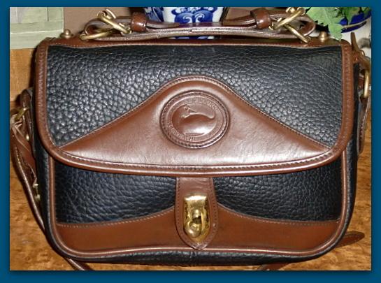 dooney purses Vintage bourke