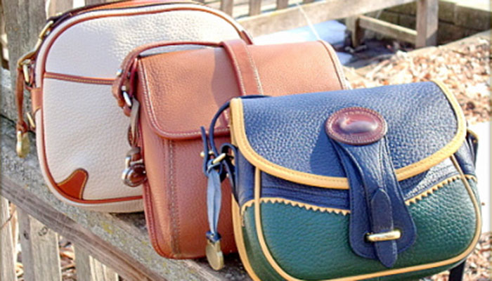 Vintage dooney burke handbags