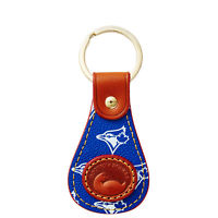 New! MLB TORONTO BLUE JAYS  Key Ring-TORONTO BLUE JAYS, MLB TORONTO BLUE JAYS