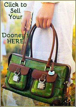 "Want to sell Me Your Dooneys from Days Gone By?-Vintage Dooney, I do buy Dooney and Bourke bags from Vintage Collections of AWL and ""Next Generation"" Vintage Collections of genuine authentic purses, wallets, key fobs, bags and more. I have high standards for Dooneys I purchase to restore and present for sale here at Vintage Dooney as my clients deserve the very best"