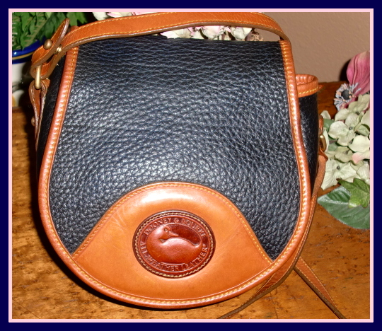 SOLD!!! Dooney & Bourke All Weather Leather
