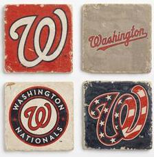 Washington Nationals Dooney Bourke Key Fob