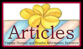 Vintage Dooney In The News!