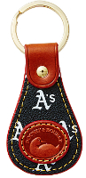 Dooney & Bourke MLB Athletics Keyfob New!