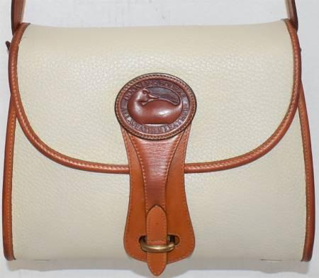 Antique Lace Dooney Essex Shoulder Bag