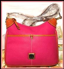 Brand NEW! Succulent Strawberry Lemonade Kimberly Dooney AWL Crossbody-Shoulder Bag