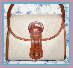 SOLD!!! Dressy Essex Shoulder Bag All-Weather Leather Dooney Bourke