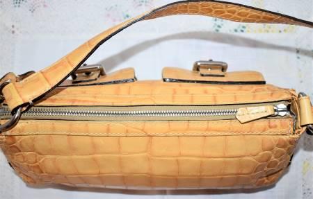 Dooney & Bourke Leather  Bayou Collection Shoulder Bag