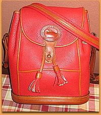 Scarlett Victorian Style Vintage Dooney Dover Bag