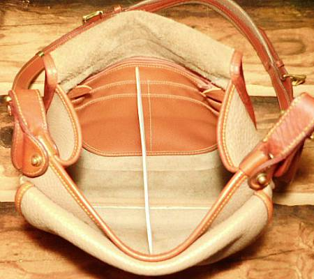 Vintage Dooney Horseshoe Bag