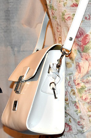 Dooney and Bourke  TOINY  COLLECTION  French Leather