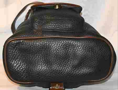 Sling Bag  Vintage Dooney and Bourke  All-Weather Leather AWL