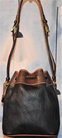 Dooney Teton Drawstring Bucket Bag