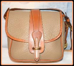 Royal English Alabaster Taupe Equestrian Tack Bag