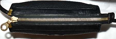 Dooney and Bourke  All-Weather Leather  Mini Zip-Top  Shoulder/Crossbody Bag