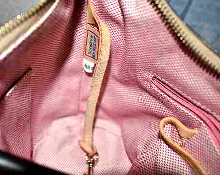 Dooney and Bourke  Coated Canvas Collection  Bucket Bag