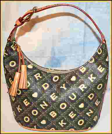 Buckeye & Blanched Almond Dooney Bucket Bag