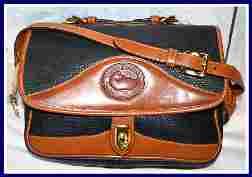 Elite French Sailor Navy Blue Dooney Large Carrier Bag