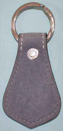 Dooney and Bourke  Leather Duck Key Fob