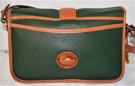 Dooney Equestrian Shoulder Bag