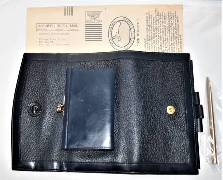 Dooney and Bourke  All-Weather Leather  Checkbook Organizer Wallet