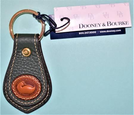 New! Ivy Dooney Duck Key Fob