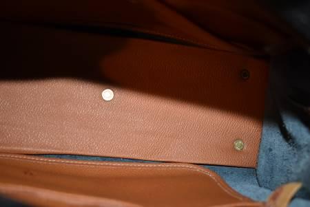 Vintage Dooney Bourke All-Weather Leather   Satchel