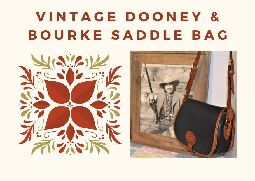Vintage Dooney and Bourke Sale