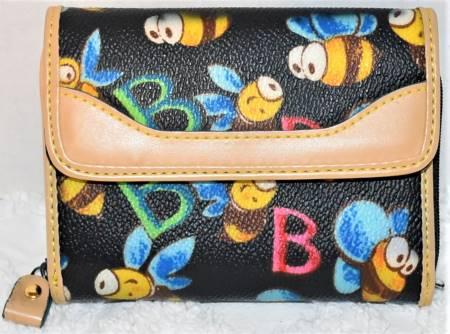 Delightful Nectar Dooney Wallet