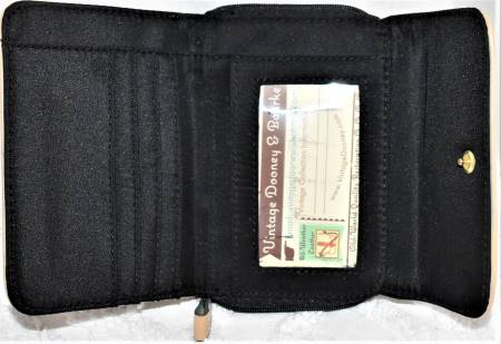 Dooney Bumble Bee Credit Card Wallet
