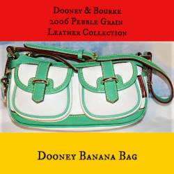 Coconut Sugar White Dooney Banana Bag