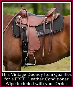 Vintage Cobbler Dooney Leather Cleaner & Conditioner Wipes