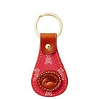 NEW! MLB Angels Key Ring  DOONEY & BOURKE Los Angeles Major League Baseball