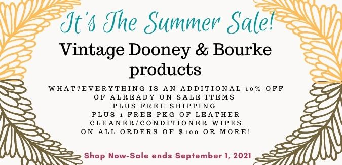 Vintage Dooney Sale